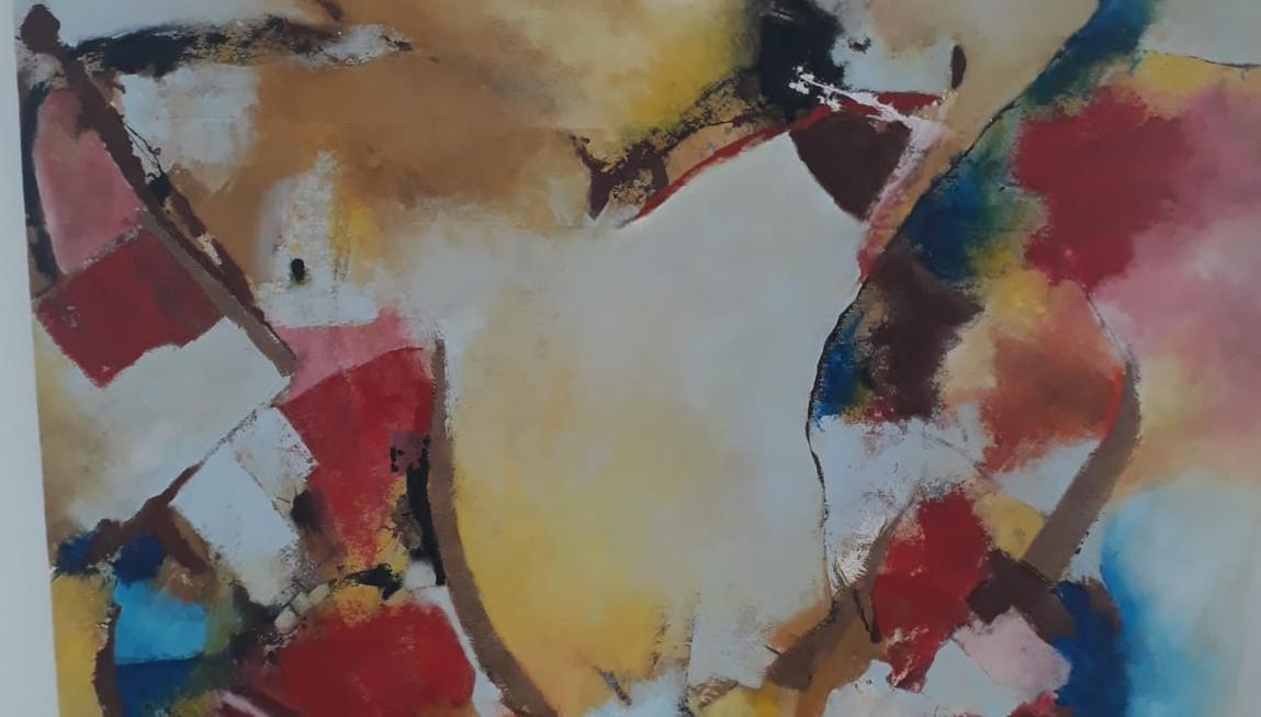 Acrylic on canvas, original art by Carla Armour