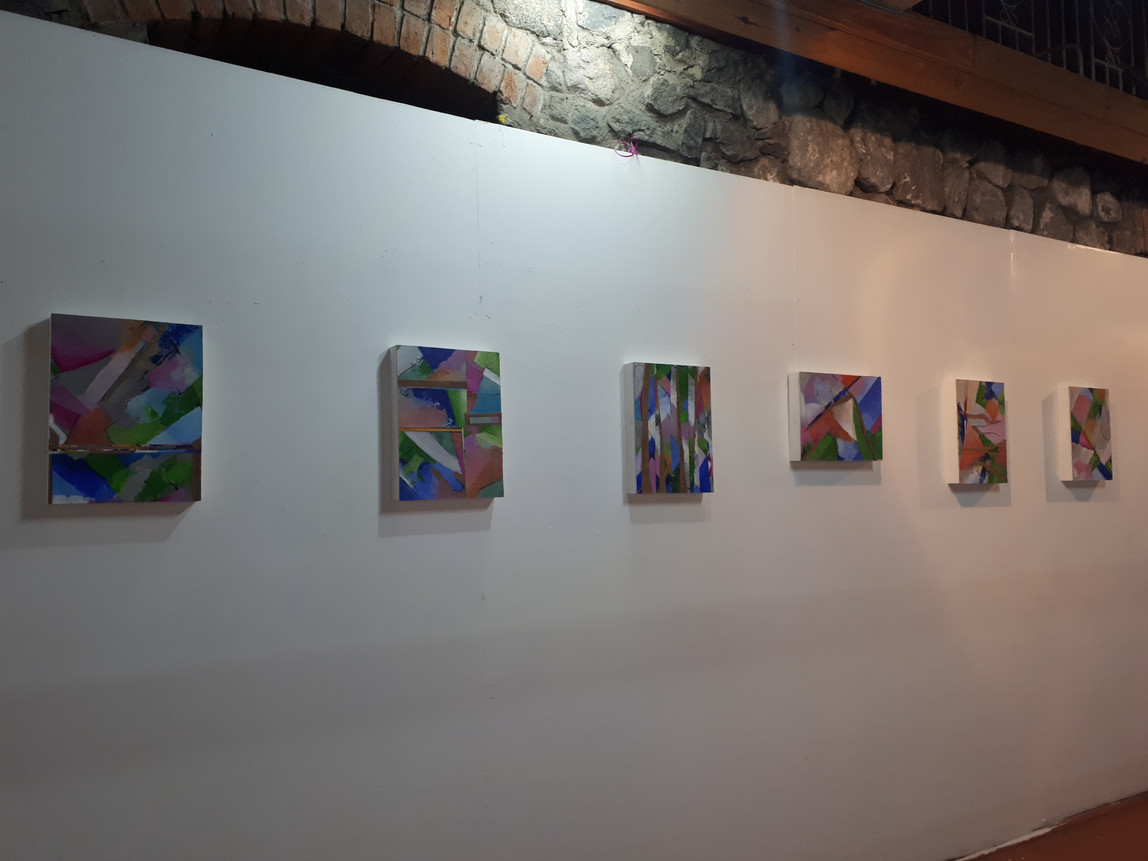 'Fragmented by Carla Armour at STILL Wat