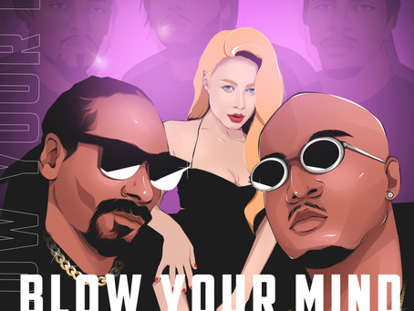 "Luca Dayz To Drop ""Blow Your Mind"" With Snoop Dogg, Tina Karol, and LOE Next Friday"