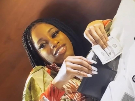 "Baybe Kera - ""Wallet Handy Freestyle"""