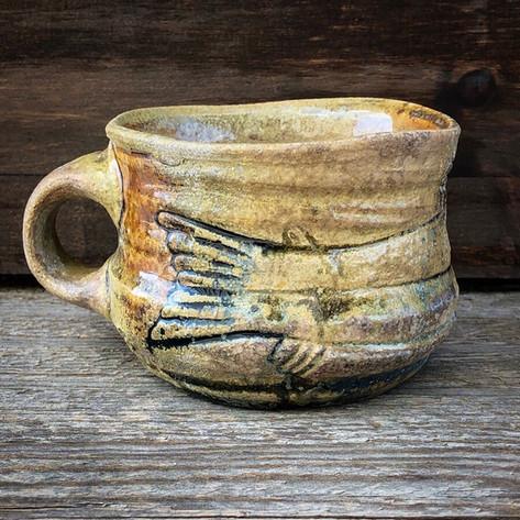 Wood Fired Trout Mug
