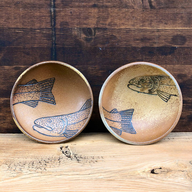 Wood Fired Trout Bowls