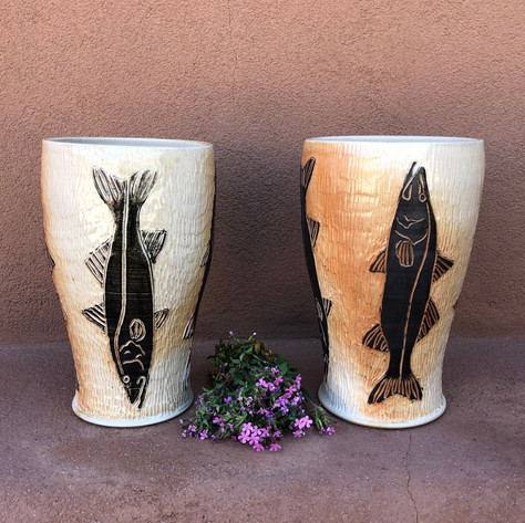 Snook Vases