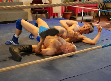 Photo Gallery of First Fight Finder Manchester Meet