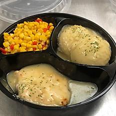 Boneless Baked Chicken Breast