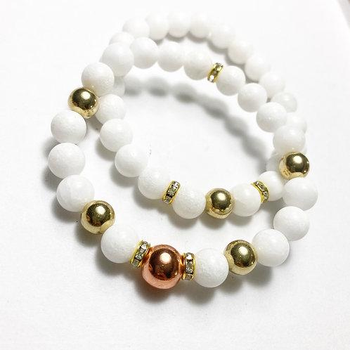 Bride of Christ (Purity) Bracelet Set