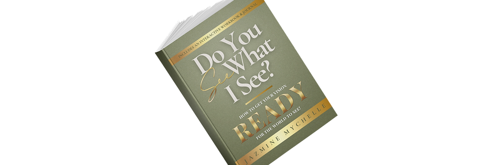 Do You See What I See? [Workbook + Journal]