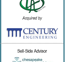 Chesapeake Corporate Advisors Serves as Exclusive Financial Advisor to Little & Associates, Inc.