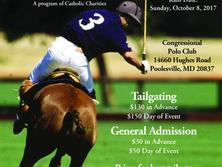 CCA's & The Lewis Family Present The 12th Annual Ten Oaks Cup Polo Match to Benefit Our Dail