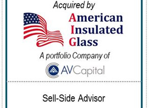 Chesapeake Corporate Advisors Serves as Exclusive Financial Advisor to A.L. Smith Glass Company, Inc