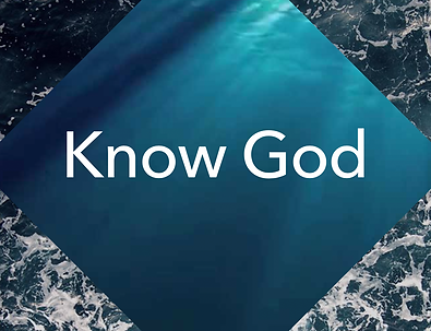 Know God Sermon Logo.png