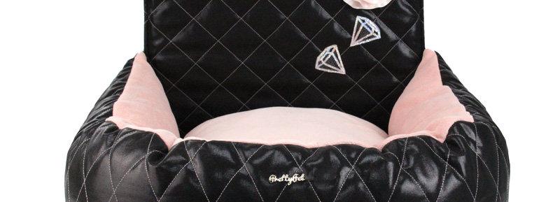 Pretty Pet diamond car seat driving kit (CS001Pink)