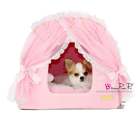 Pretty Pet Princess house (W004 Pink)