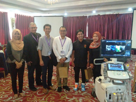Event Review: Thyroid Ultrasound Workshop at PIT Tiroidologi Bandung 2-4 August 2019