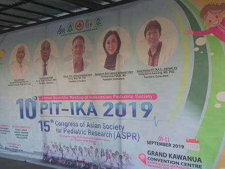 EVENT REVIEW: 10th Annual Scientific Meeting of Indonesia Pediatric Association