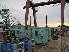 ヤマセ工業 鋼材加工