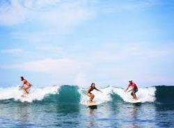 Surfing Bucerias