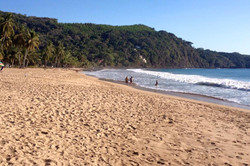 Nearby San Pancho Beach Bucerias Nayarit