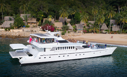Tours Bucerias - Luxury Cruise