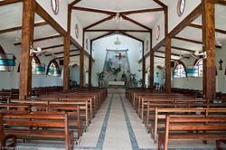Bucerias Inside Church