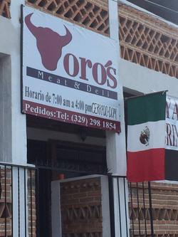 Toro's Meat & Deli Bucerias