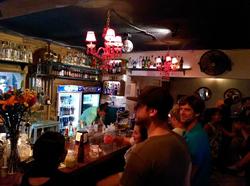 La Negra Bucerias bar