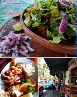 Cocina economica Olga Bucerias collage 1