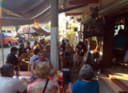 SunShine Bar Bucerias outside old