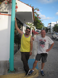 Jody's Bucerias Armando and Aturo