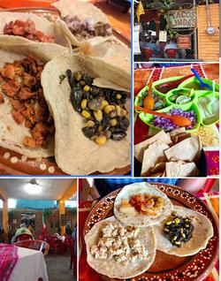 Tacos Linda Bucerias collage