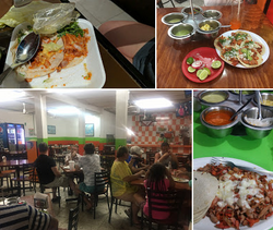 Tacos Junior Bucerias collage 1