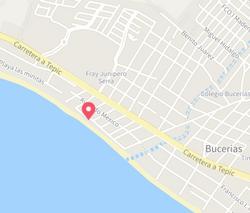 Costa Riviera Real Estate Map Bucerias