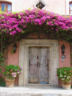 Bucerias Door way