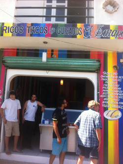 Street Tacos Guisados Jody's Bucerias