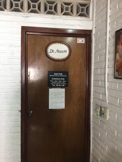 Dr Mauro Bucerias Waiting Room