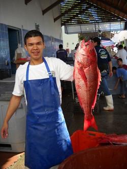 Bucerias La Cruz Fish Market