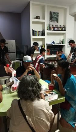 Hostal Bucerias Lounge 2