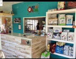 Inside PetVet & Care Bucerias