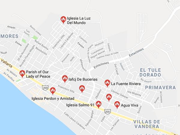 Map Churches Bucerias.PNG