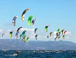 Kite surfing Bucerias