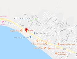 NWok Bucerias Map