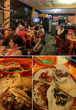 Tacos Linda Bucerias collage 1