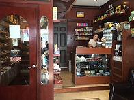 The Havana Cigar House Front Counter Near Bucerias