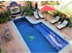 Casita Tres Palmas Pool Bucerias