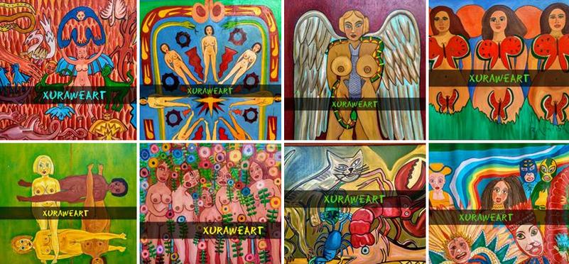 Xurawe Almeida Art collage Bucerias.PNG