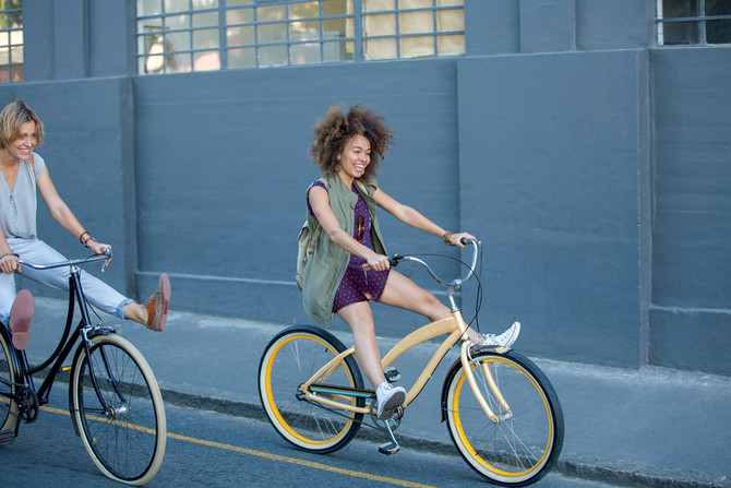 """MY FIRST """"GLING"""" BIKE EXPERIENCE"""