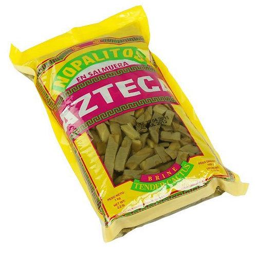 """Nopales en salmuera """"Azteca"""" 1 kilo"""