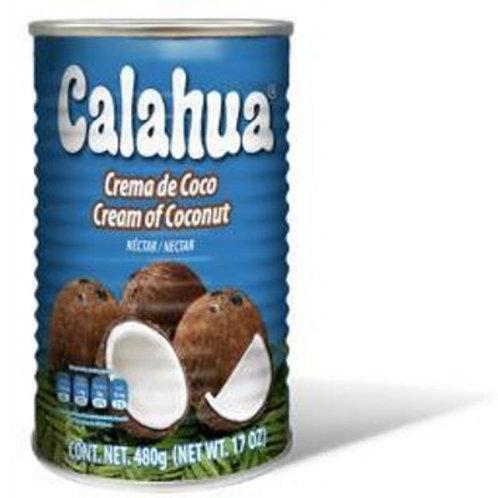 """Crema de coco """"Calahua"""""""