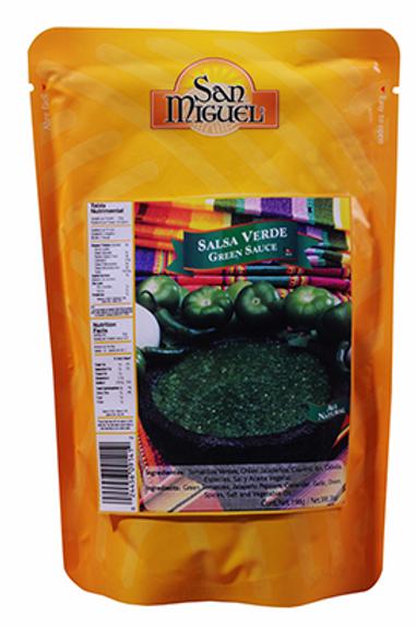 "Salsa verde ""San Miguel"" 200 gr"