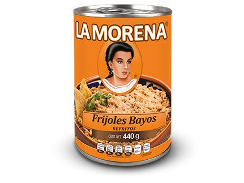 Frijoles bayos La Morena - 440 g